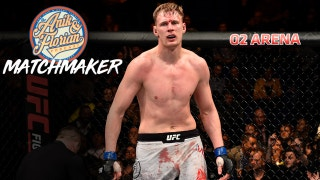 Who should Alexander Volkov fight next? | MATCHMAKER | THE ANIK AND FLORIAN PODCAST