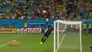 84th Most Memorable FIFA World Cup™ Moment: The Secretary of Defense, Tim Howard