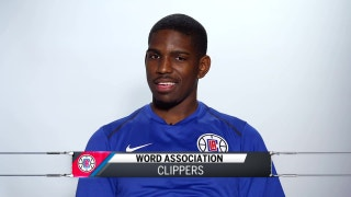 Clippers Weekly: Word Association: DeAndre Jordan