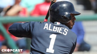 Chopcast LIVE: This needs to happen for Ozzie Albies to reach lofty goals