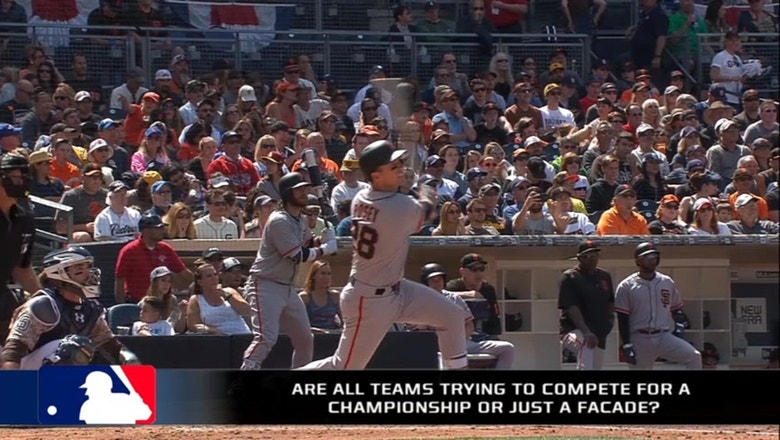 Are all MLB teams truly trying to compete?