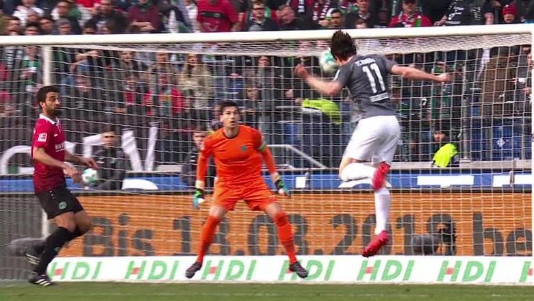 Hannover 96 vs. FC Augsburg | 2017-18 Bundesliga Highlights