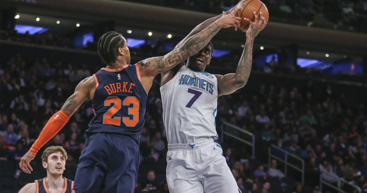6702b276e Hornets LIVE To GO  Hornets lose big in New York