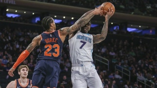 Hornets LIVE To GO: Hornets lose big in New York