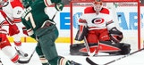 Canes LIVE To Go: Wild blow past Hurricanes, 6-2