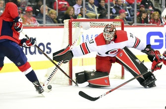 Canes LIVE To Go: Hurricanes pull away from Capitals, 4-1