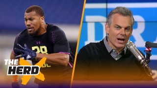 Colin Cowherd's 2018 Mock Draft 4.0