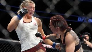 Cris Cyborg  vs Yana Kunitskaya | HIGHLIGHTS | UFC 222