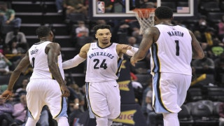 Grizzlies LIVE to Go: Grizzlies snap 19 game losing streak against Nuggets