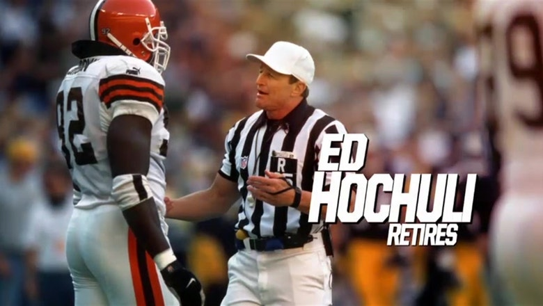 Looking back at Ed Hoculi's career