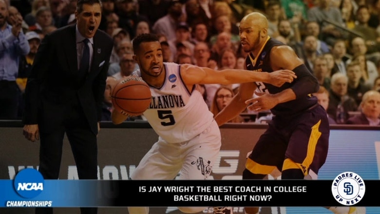 Richards: Jay Wright is the best current coach in college basketball