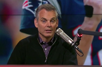 Colin Cowherd on the Patriots losing Dion Lewis, Danny Amendola and Nate Solder in free agency