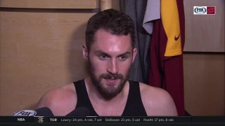 Kevin Love praises Cavs' resiliency in memorable comeback win