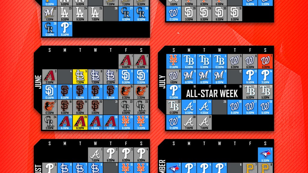 FOX Sports Florida announces Miami Marlins 2018 broadcast schedule