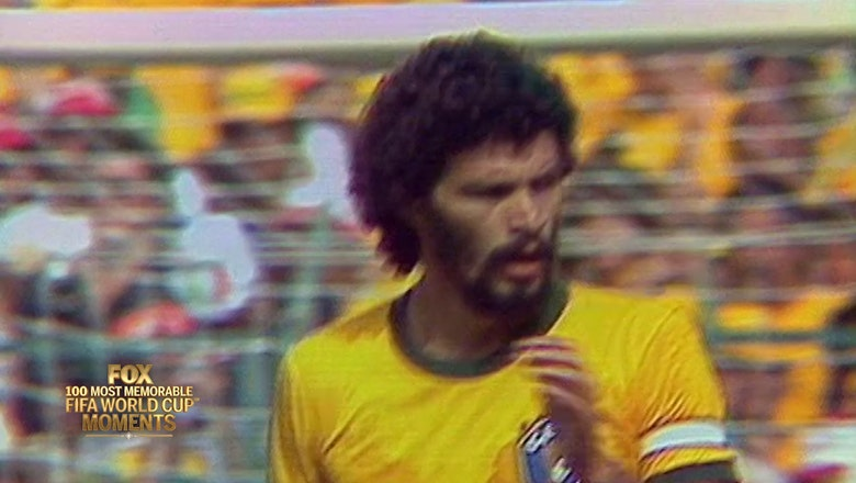 57th Most Memorable FIFA World Cup Moment: Eder One-Ups Socrates vs. USSR