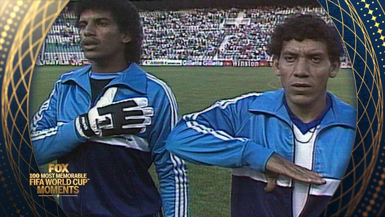 83rd Most Memorable FIFA World Cup™ Moment: Hungary 10 - El Salvador 1