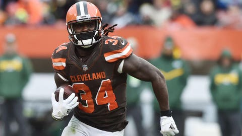 RB Isaiah Crowell