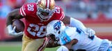 Browns reach agreement with Carlos Hyde, continue active offseason
