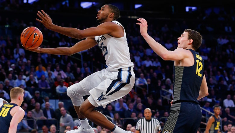 Villanova cruises past Marquette in the quarterfinals of the Big East Tournament