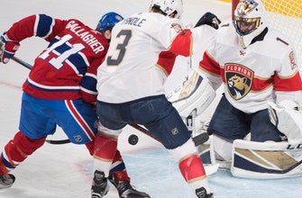 Roberto Luongo notches 76th career shutout as Panthers top Canadiens