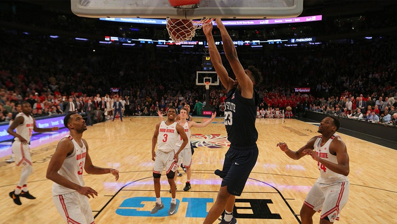 Penn State advances in Big Ten Tournament with thrilling win over Ohio State
