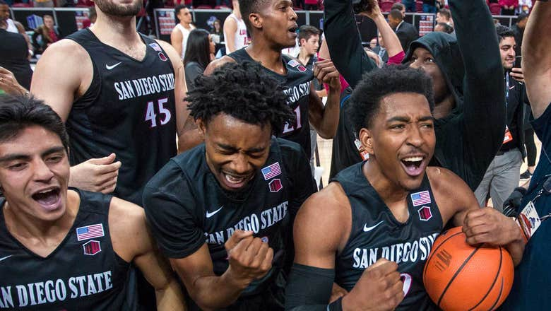 San Diego State wins Mountain West title, earns NCAA berth