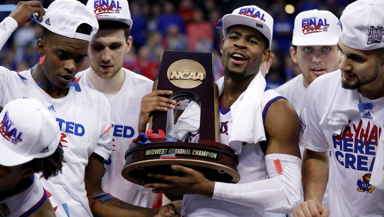 TIPPING OFF: Wild March stabilizes a bit with Final Four set