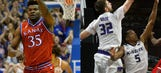 Jayhawks, Wildcats hoping to get good medical news before tourney