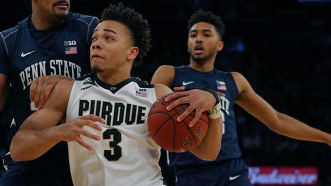 College Basketball: Penn State bounces Northwestern in Big Ten tourney