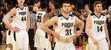 Purdue falls 75-66 to Michigan in Big Ten Tournament final