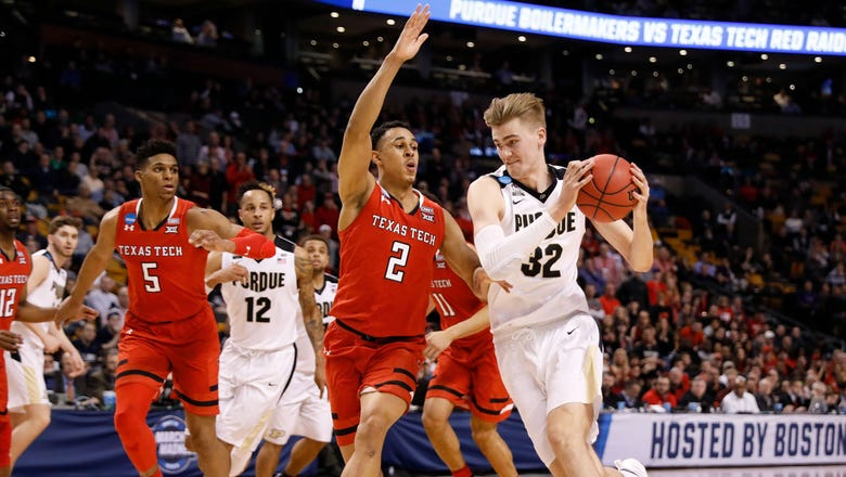 Boilermakers' season ends with 78-65 loss to Texas Tech