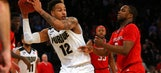 Vincent Edwards scores 26 in Purdue's 82-75 win over Rutgers
