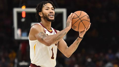Derrick Rose will reportedly sign with Timberwolves for remainder of season