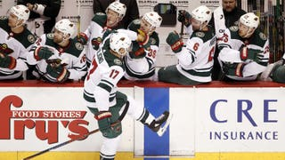 WATCH: Wild's Foligno snipes go-ahead goal against Coyotes