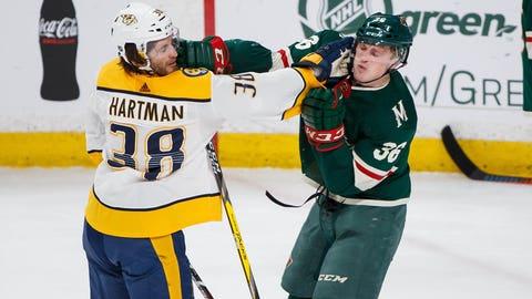 Ryan Hartman, Wild winger (↑ UP)