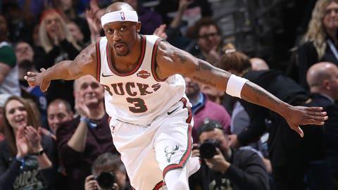 Jason Terry, Bucks guard (↓ DOWN)