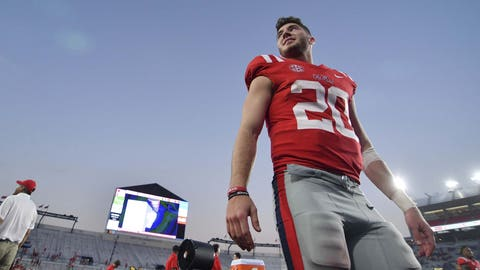Shea Patterson ruled eligible for MI in 2018