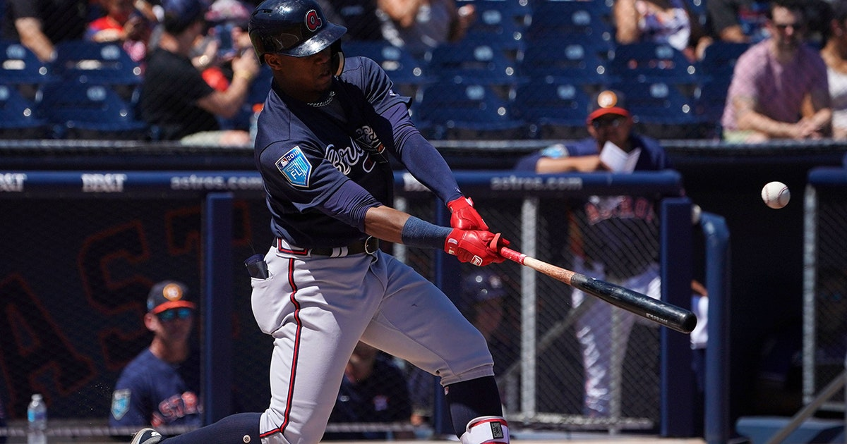 Countdown begins as Braves reassign top prospect Ronald Acuña Jr. to minor league camp