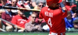 Cardinals pile on early in 11-4 win over Marlins
