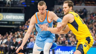 Bojan Bogdanovic: Pacers 'just executed well' down the stretch