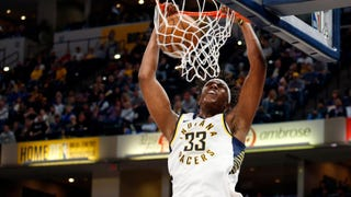 Thad Young on Myles Turner: 'He makes us go'
