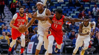 HIGHLIGHTS: Pacers fall short in back-and-forth matchup with Pelicans