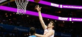 Hornets hold off shorthanded Suns' late rally