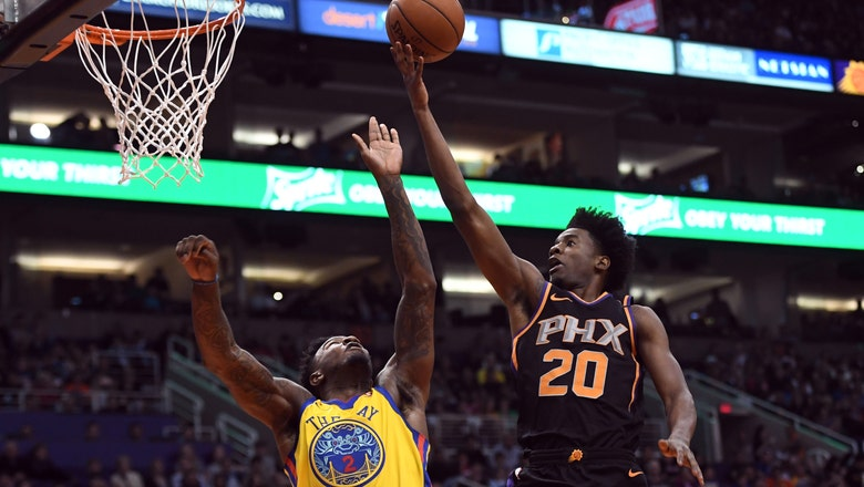 Jackson nets career high but Suns fall to shorthanded Warriors