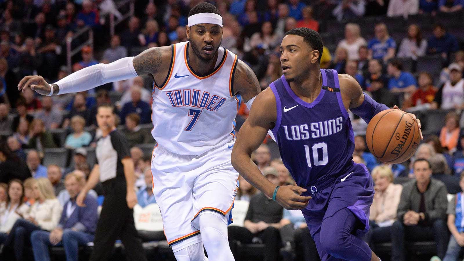 newest e3fca fa7e5 Suns sign Shaquille Harrison to multi-year contract   FOX Sports