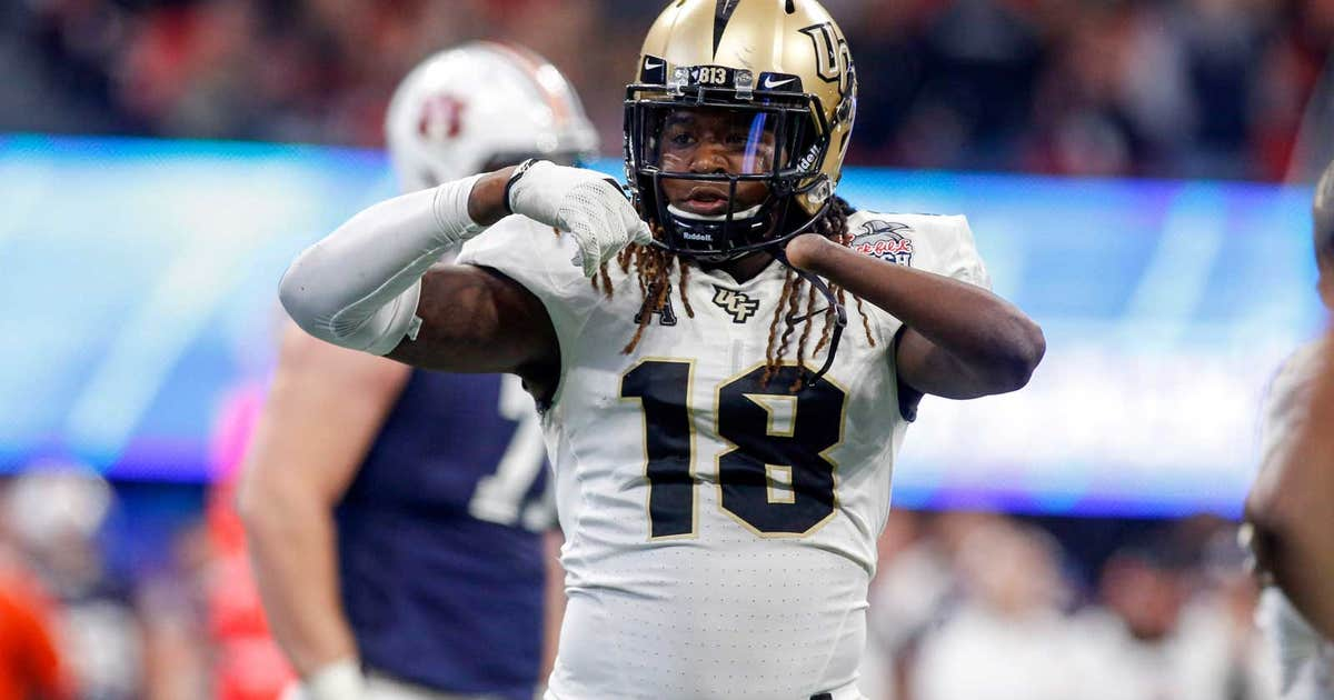 Shaquem Griffin is the most inspirational story in this ...