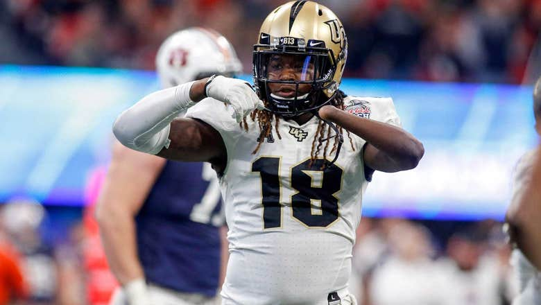 Shaquem Griffin hears name at NFL Draft, reunited with brother in Seattle