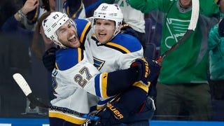 Alex Pietrangelo: 'I just try to play the same way' when pressure's on