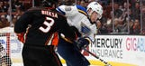 Barbashev after Blues beat Ducks: 'Now we feel really good about our game'