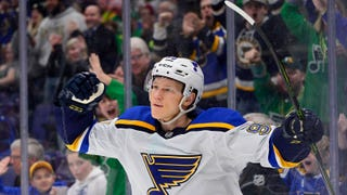 Nikita Soshnikov breaks down his first goal with the Blues